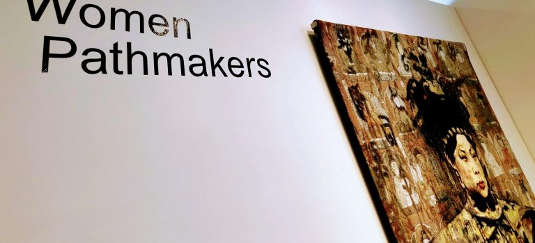 Women Pathmakers at the Euphrat Museum of Art, Cupertino