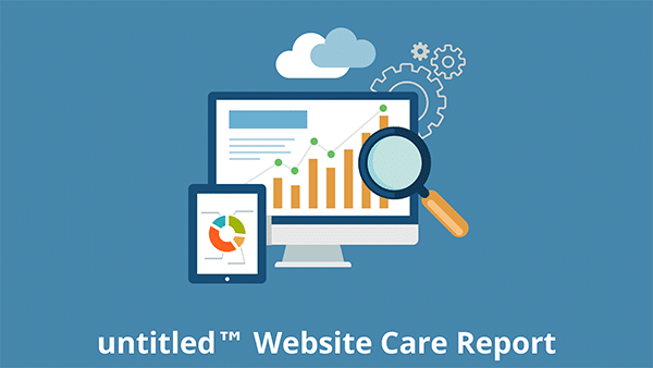 WordPress Website Care Report