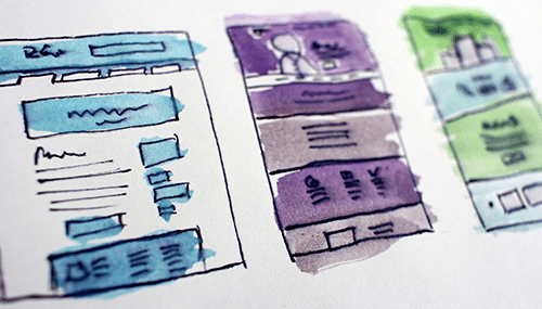 Content is King: Visual Website Structure
