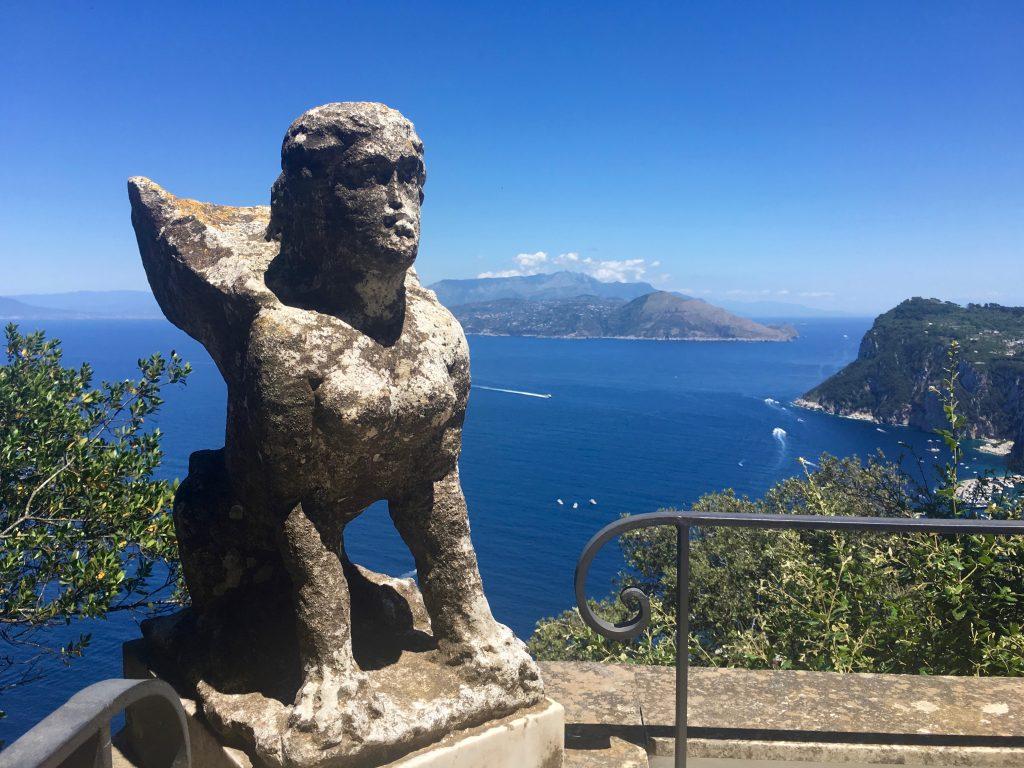 Capri Anacapri e LOro di Capri una sosta gourmet nellisola Blu