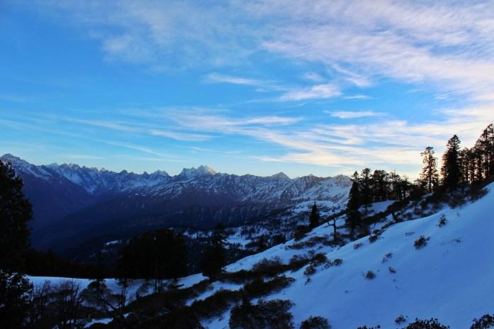 Snow trek India, Kedarkantha Trek