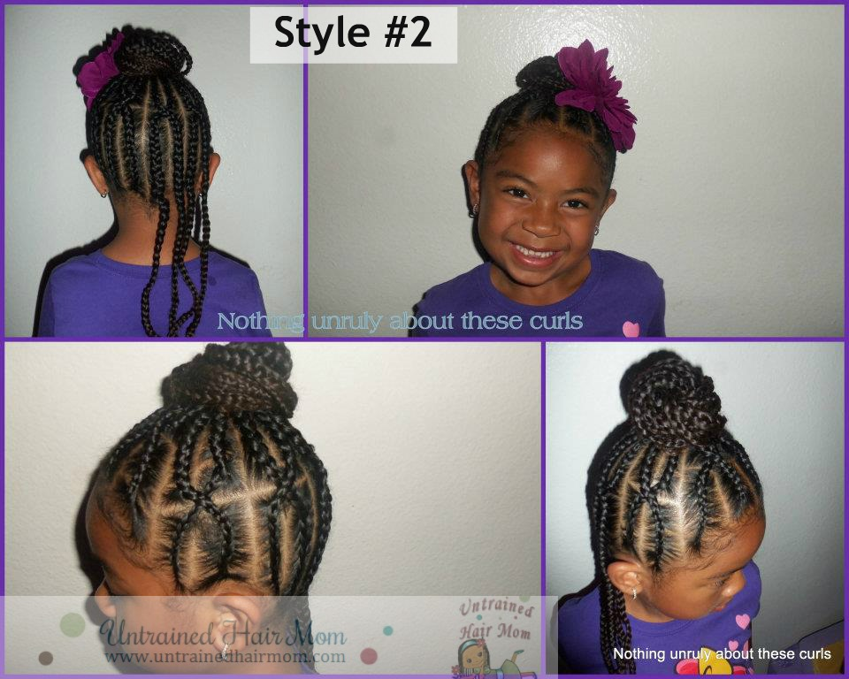Hairstyle Braiding Hairstyles For Little Girls Braiding
