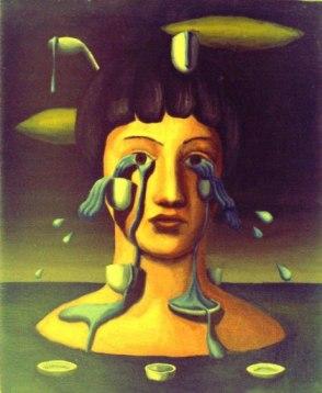 Kazuya Akimoto - Crying Woman