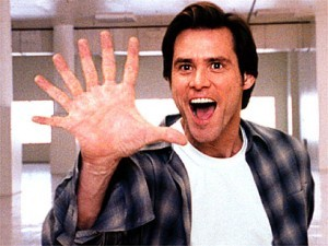 Jim Carrey 7 Fingers