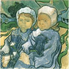 Two-Children_Vincent-Van-Gogh