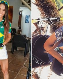Amanda Marques – Sweet Cyclist Medical Student