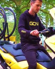 Inside The Mavic Neutral Service Car & Scooter At The Tour De France   Tour de France 2017