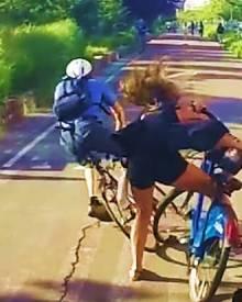 Cyclist Collision