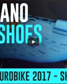 Shimano RP9 road shoes – quick look