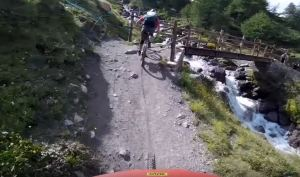 Tom Oehler's MTB Trail Guide E5: Courmayeur, Italy