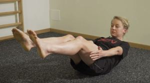 6 Core Stability Exercises For Cyclists | Beginner Core Workout