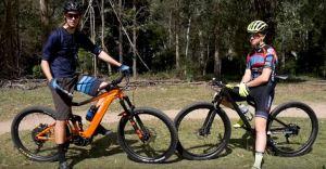 World Champion vs Electric Bike