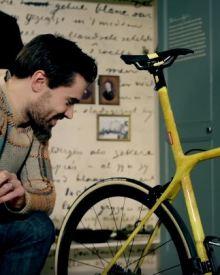 Tom Dumoulin's Van Gogh TCR Advanced SL | Giant Bicycles