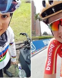 Amalie Dideriksen – World Champion, Worthy wearer of rainbow jersey