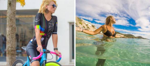 Elisa Guerra – Fixie Rider