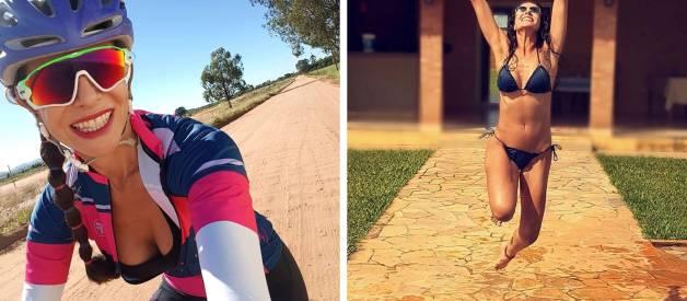 Raquel Bueno – Cyclist from Brazil