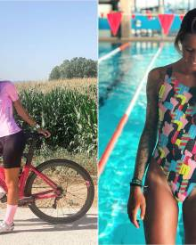 SILVIA – Triathlete From Barcelona