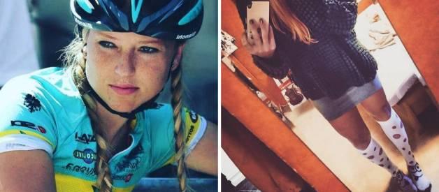 Sara Olsson – Swedish Cyclist