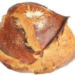 ekşi mayalı organik ekmek