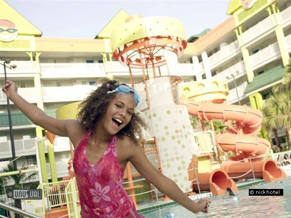 Nickelodeon Family Suites In Orlando United States Of America
