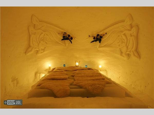 Schneedorf Igloo hotel