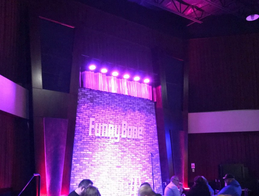 Chris Porter: Columbus Funny Bone – Laughter, Tears, and Cracked Ribs