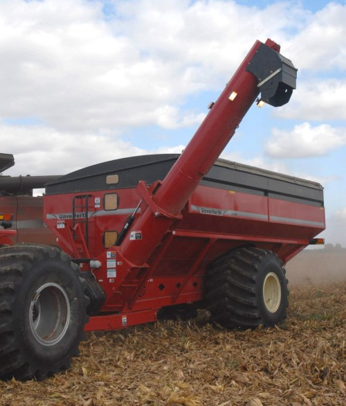 small resolution of wheels double auger grain cart