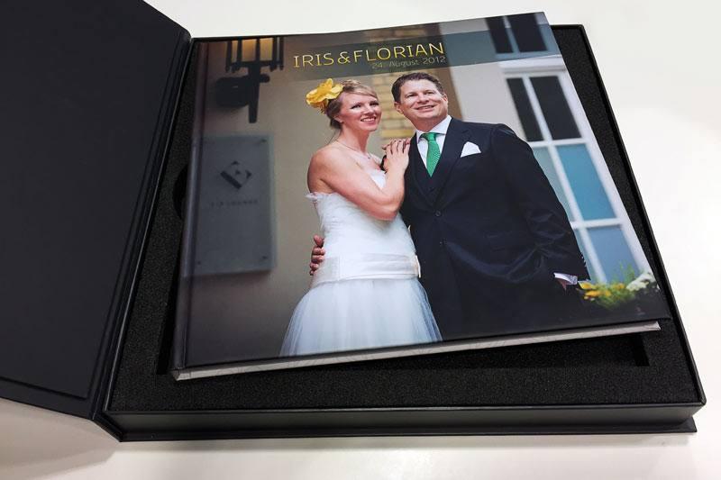 Hochzeitsfotograf Hamburg  Exklusive Hochzeitsalben und