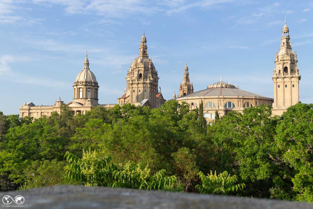 Barcellona: Il Palau Nacional