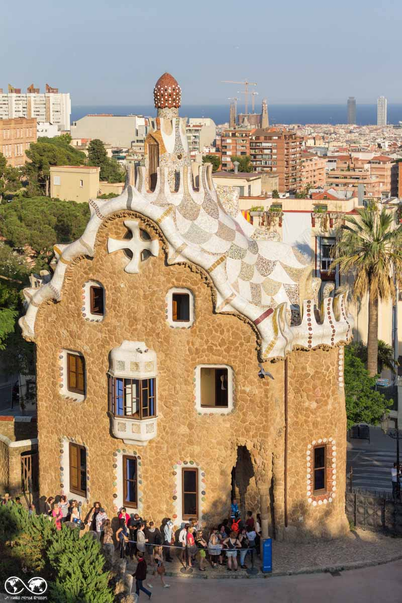 Barcellona: Parc Guell