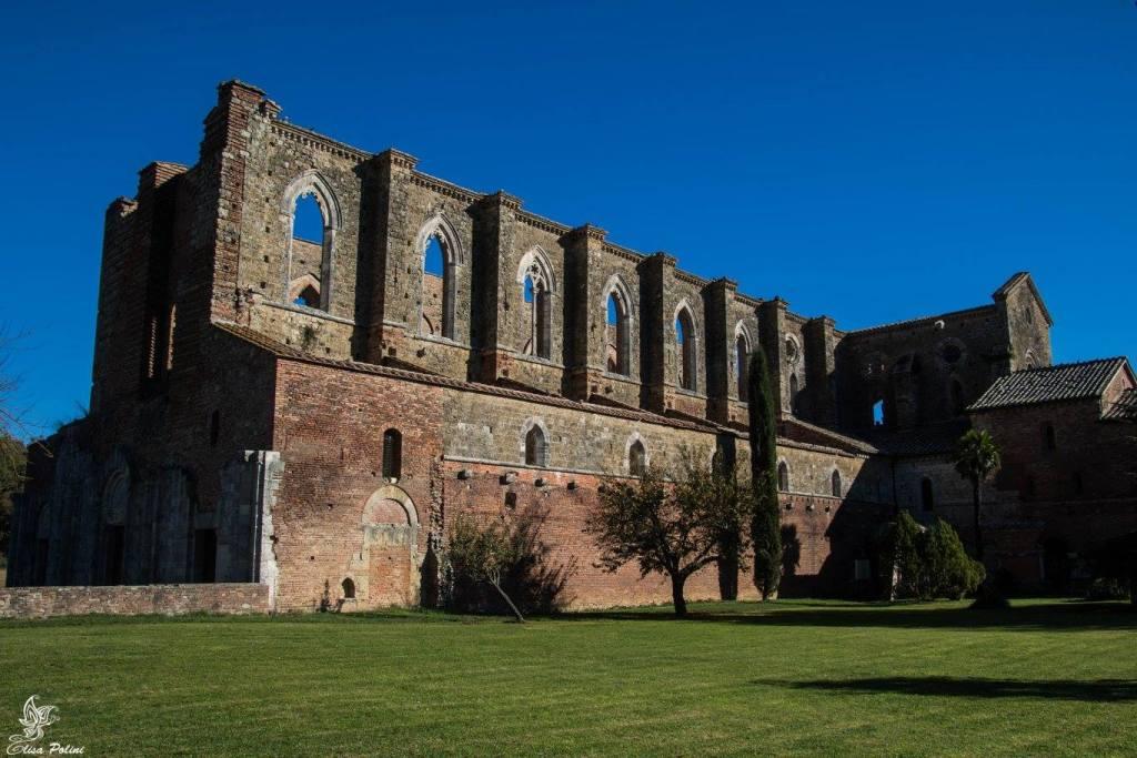 Toscana - Abbazia di San Galgano