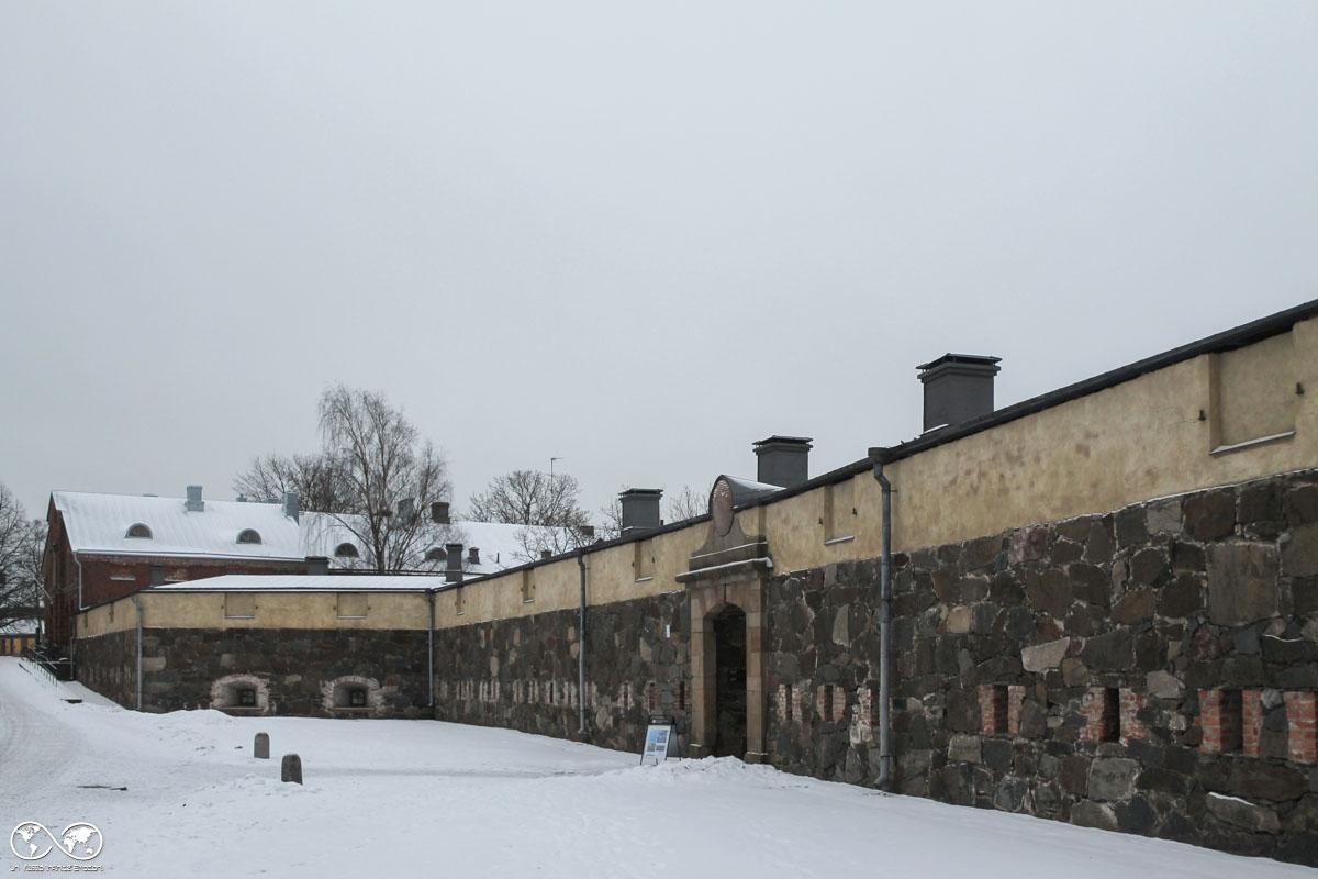 Helsinki: Isola di Suomenlinna