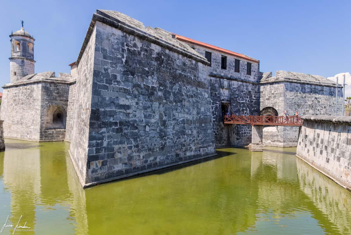 Cosa vedere all'Avana: Castillo de la Real Fuerza