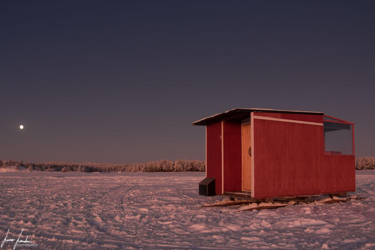 Dove dormire a Inari: Lake Inari Mobile Cabins