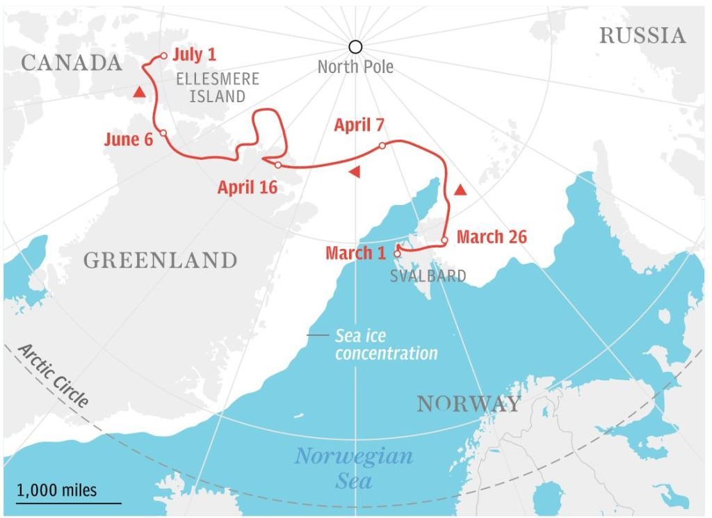 Curiosità sulle Svalbard