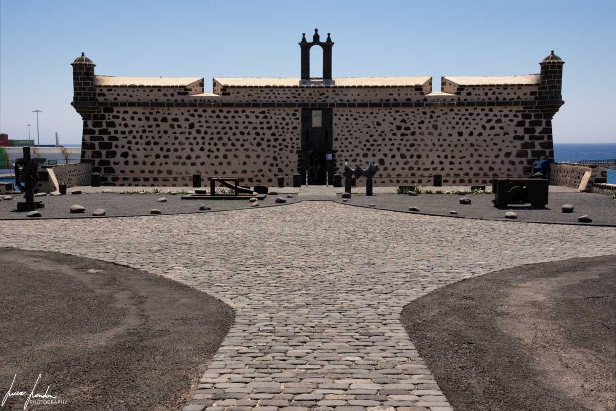 Lanzarote - Castillo de San Gabriel (Arrecife)