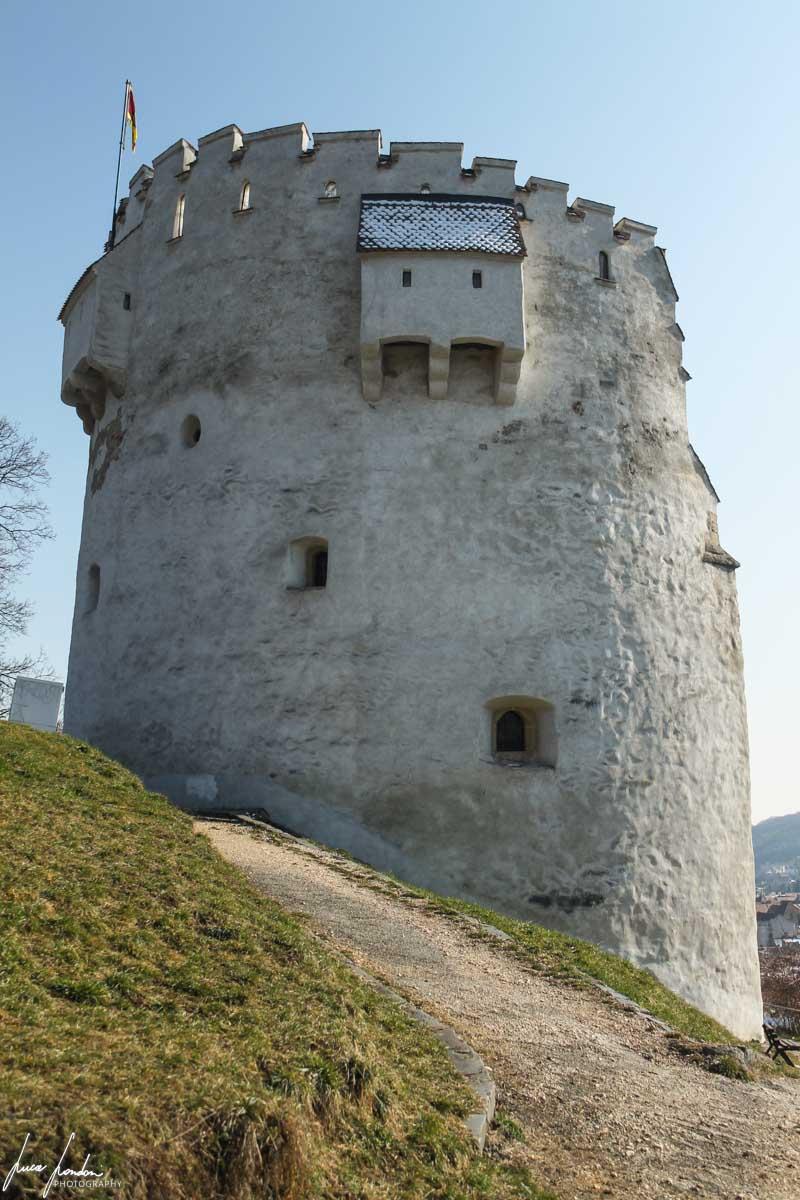 Brasov: Torre Bianca