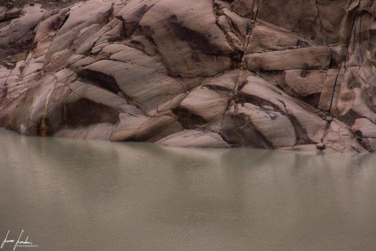 Laguna del Ghiacciaio del Rodano