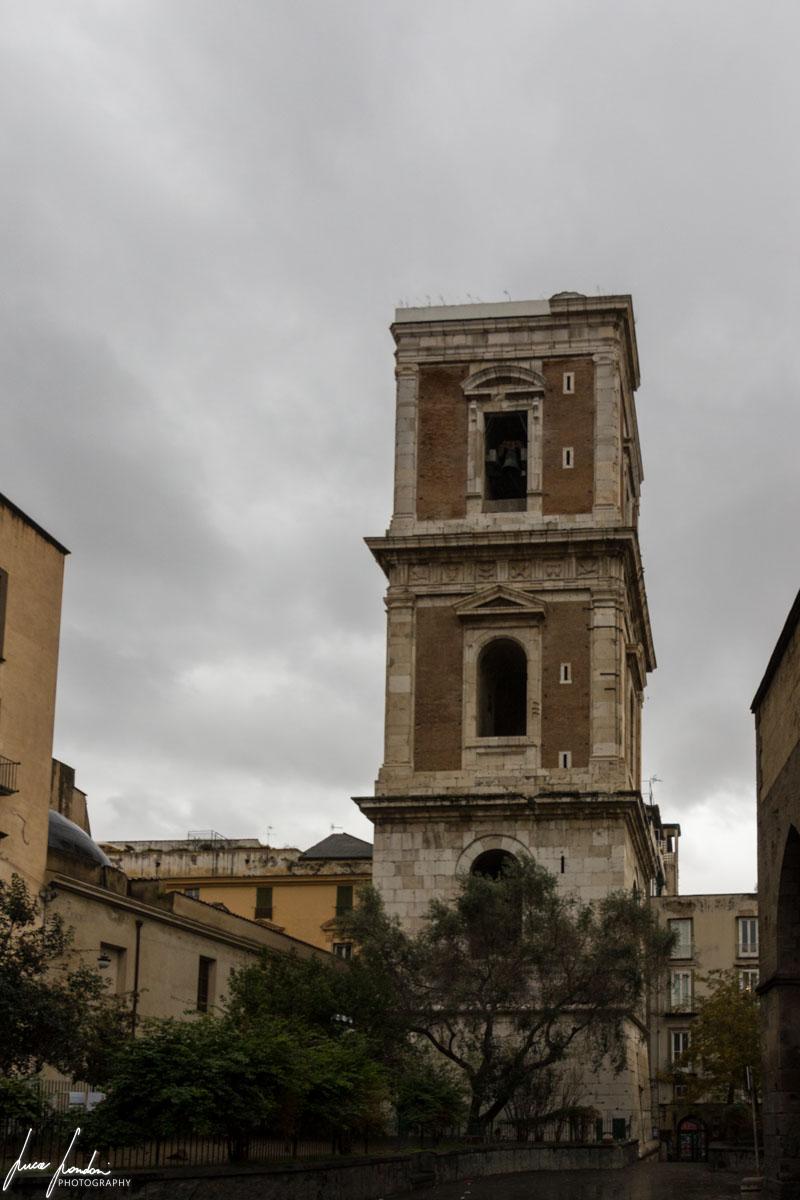 Napoli: Complesso Monumentale di Santa Chiara