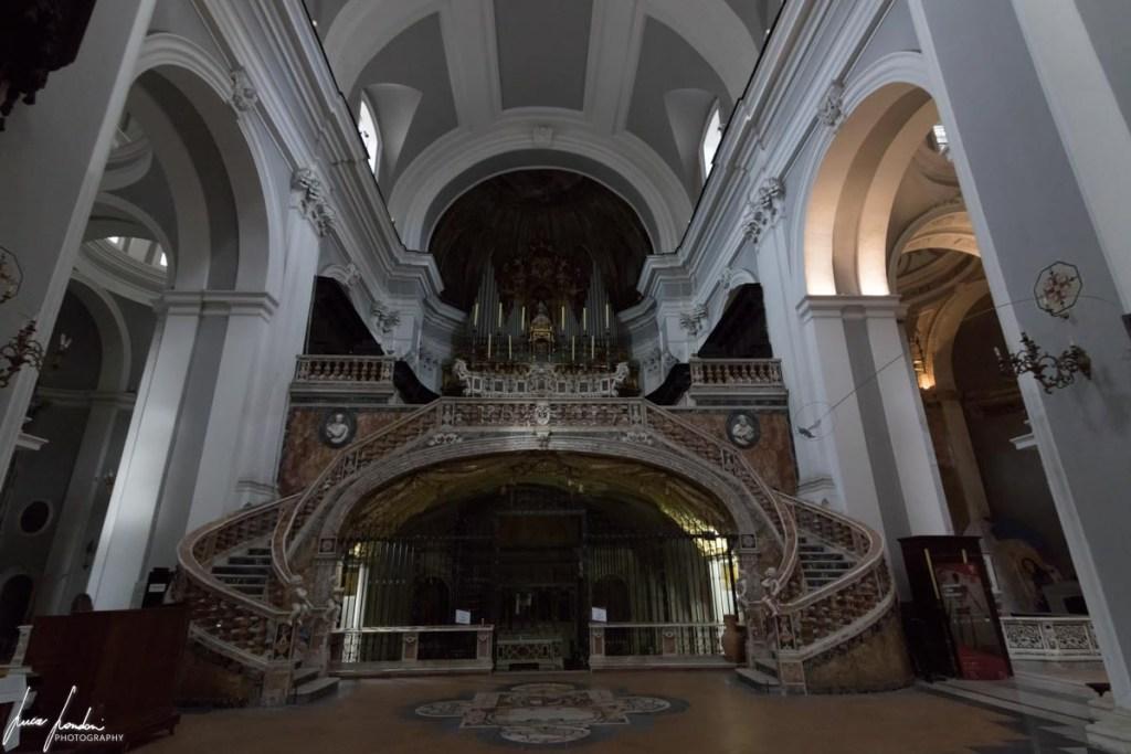 Napoli: Basilica di Santa Maria della Sanità e Catacombe di San Gaudioso