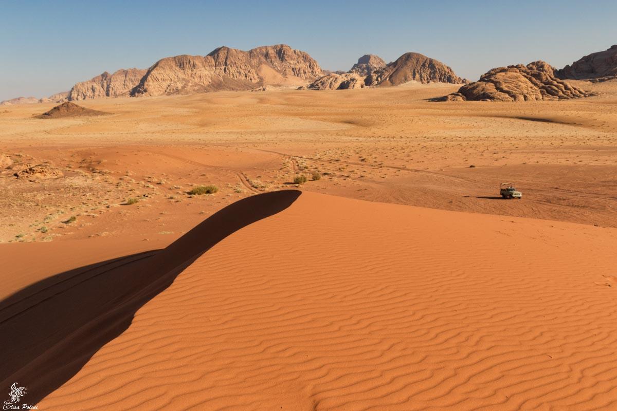 Giordania: Wadi Rum