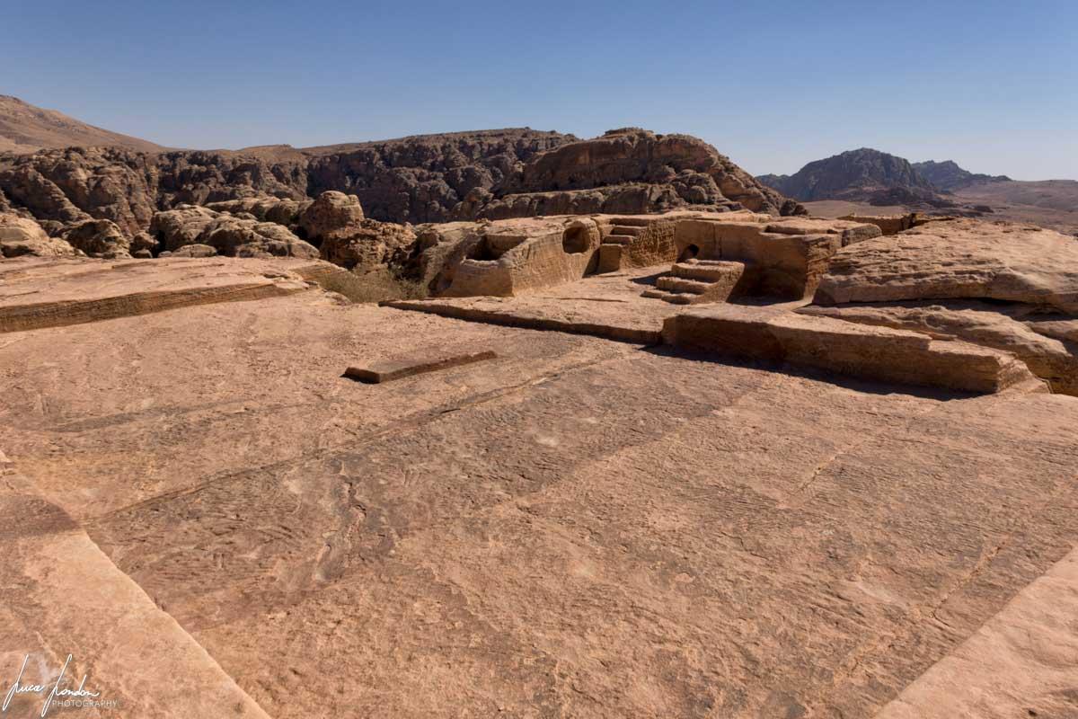 Petra: l'Altare del Sacrificio