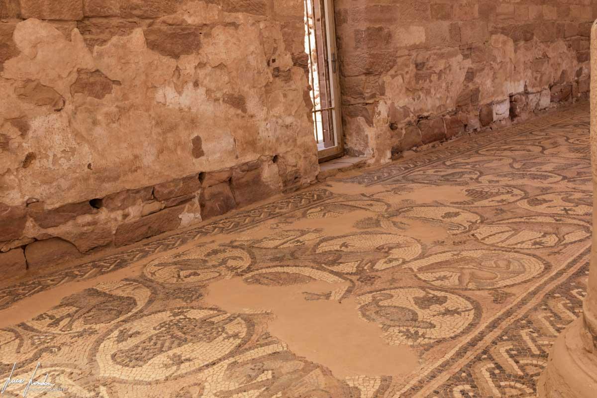 I mosaici della Chiesa Bizantina di Petra