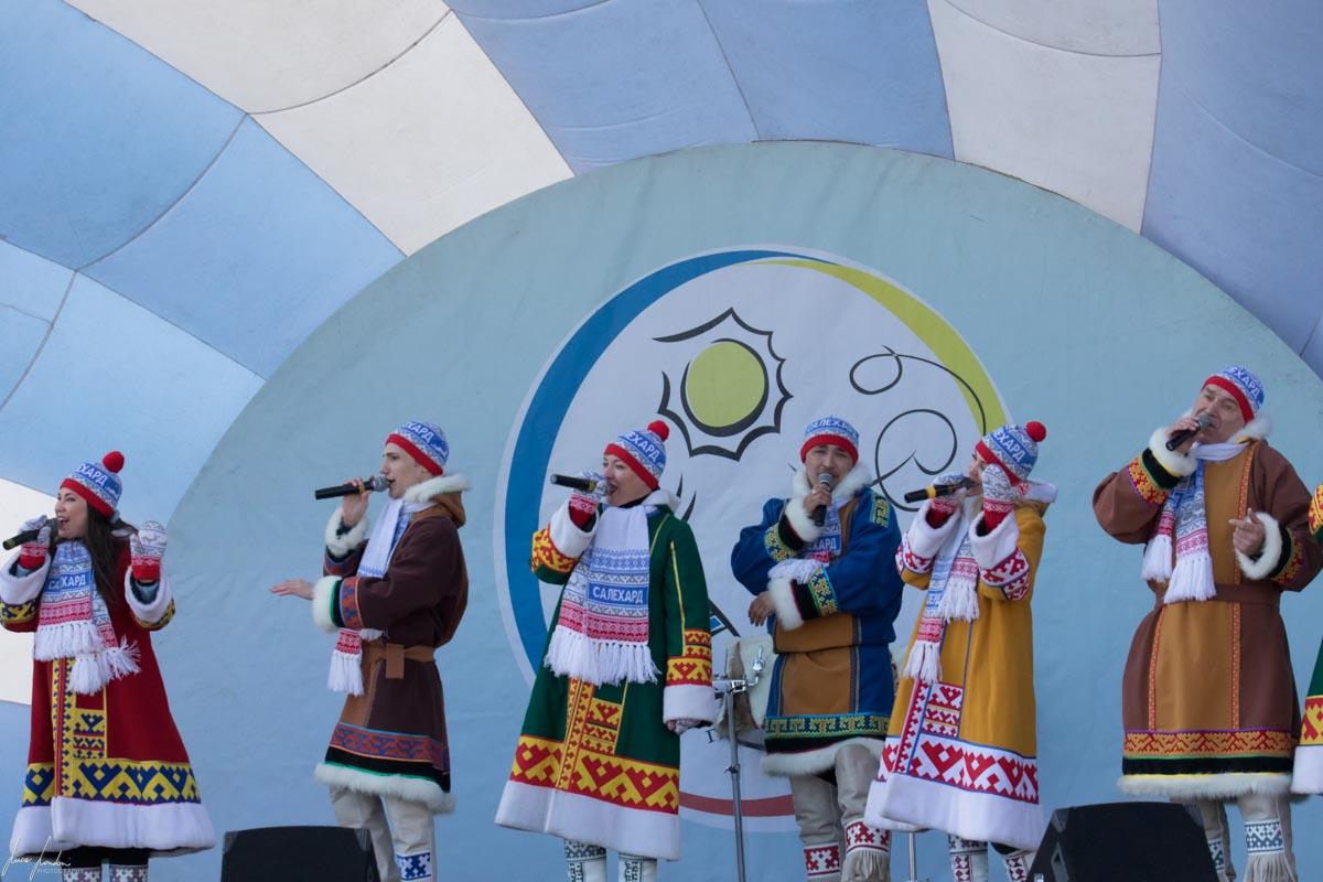 Salekhard: Festival delle Renne