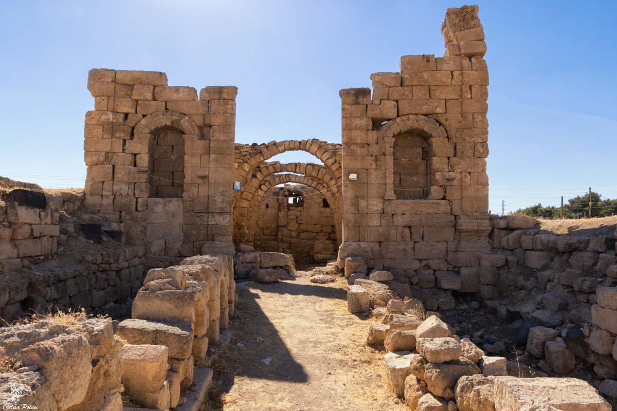 Strada dei Re: Rovine di Rabba