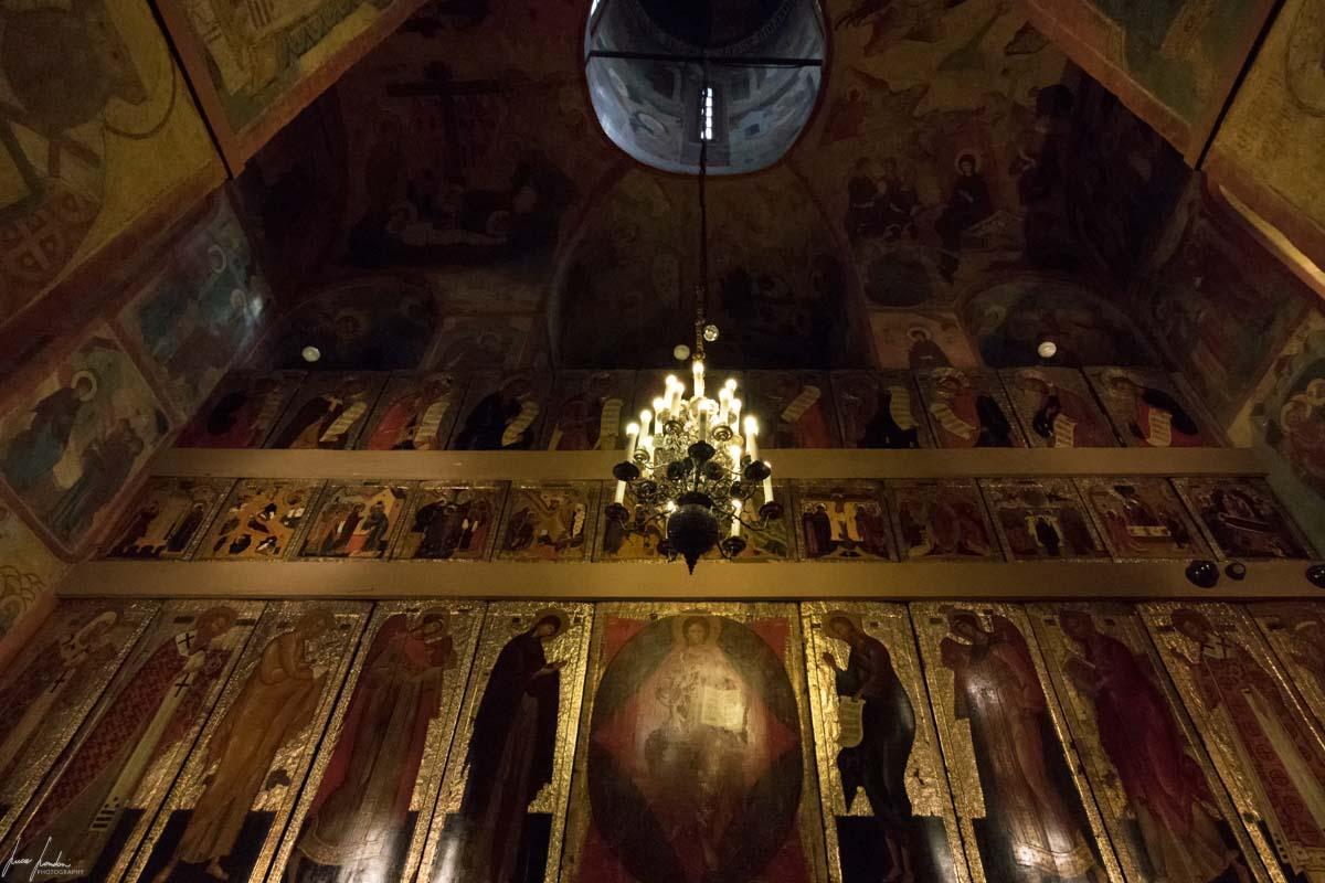 Cremlino: Chiesa della Deposizione della Veste