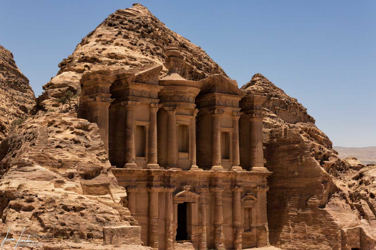 Trekking a Petra: il Monastero (Ad-Deir)