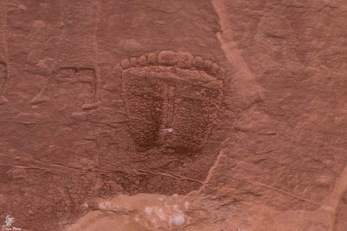 Wadi Rum: Canyon Khazali