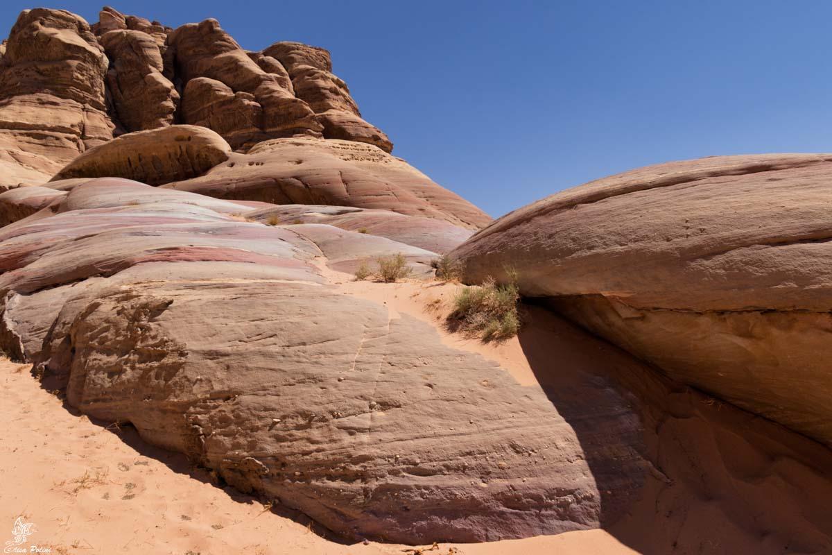 Wadi Rum: il Deserto Bianco