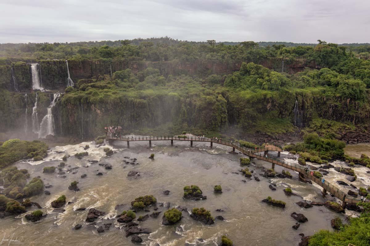 Cascate di Iguazu: La Garganta del Diablo
